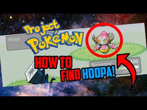 HOW TO FIND HOOPA IN PROJECT POKEMON (Event in Project Pokemon)