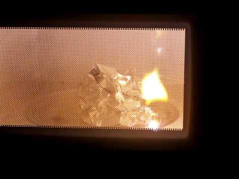 Microwave Aluminum Foil