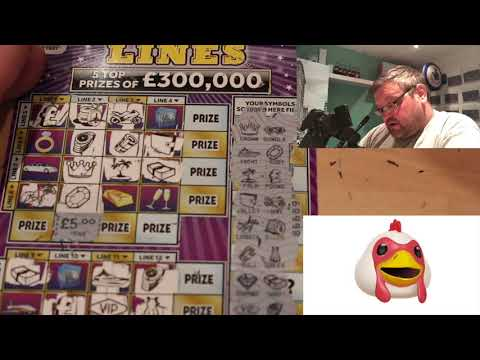 Scratchcard Bank Holiday Special