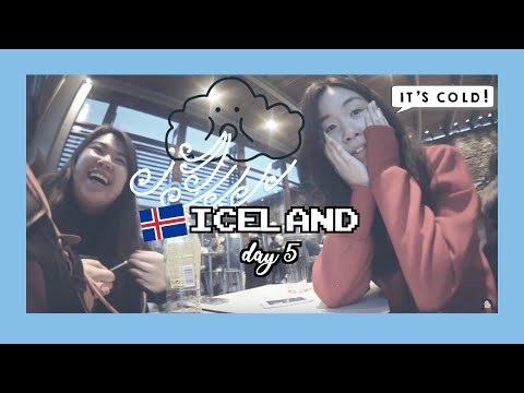 Travel Vlog - Winter in Iceland 🇮🇸 (ep.5/6)