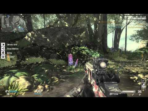 Call of Duty Ghosts - TDM - Prison Break (12/27/2013) - (75-29)