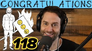 Fofty Please (118) | Congratulations Podcast with Chris D'Elia