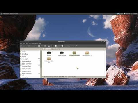 Install Mouse Cursors - Ubuntu 10.10
