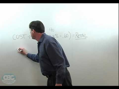 Calculating Gross Profit Tip of the Week 6.8.2010