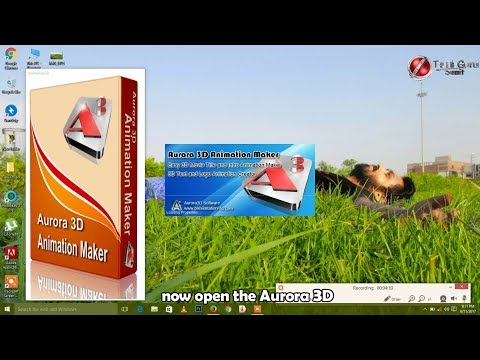 Aurora 3D Free Download | Crack Instruction | Tech Guru