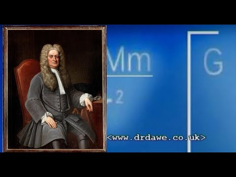Gravitational Force Field and Energy  Dr  Dawes Video Tutors. YouTube.