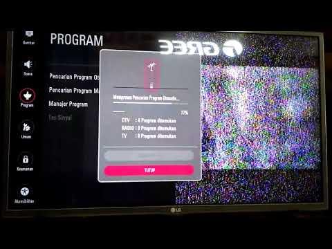 Ribet Juga Ternyata Cari Channel TV LED LG Digital, Beginilah Prosesnya