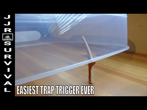 Easiest Trap Trigger Ever