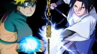 Naruto Shippuden Ost 2 - Track 08 - Kouen ( Crimson Flames )