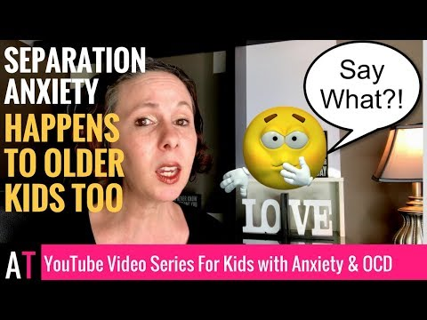 Do you get anxious when you aren't with your mom? How to beat separation anxiety!