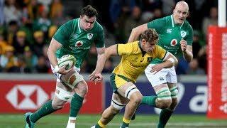 Ireland Down Under: Australia v Ireland Second Test Highlights