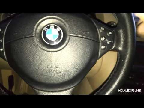 BMW E38 E39 Sun Visor Clip Replacement