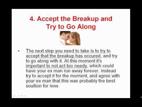 How to Get a Gemini, Sagittarius, Libra or Scorpio Man Back