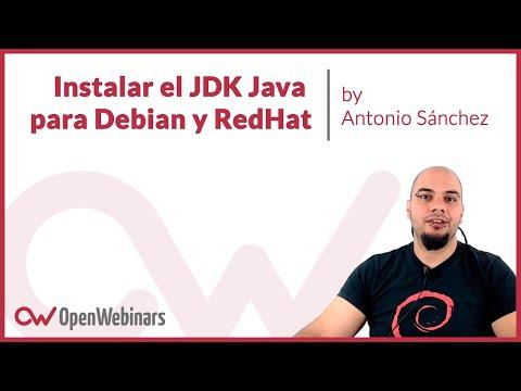Instalar el JDK Java en Linux