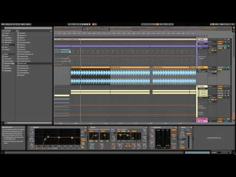 Melodic Dubstep Tutorial Ep.1 - Drums and Bass (Ableton Live)