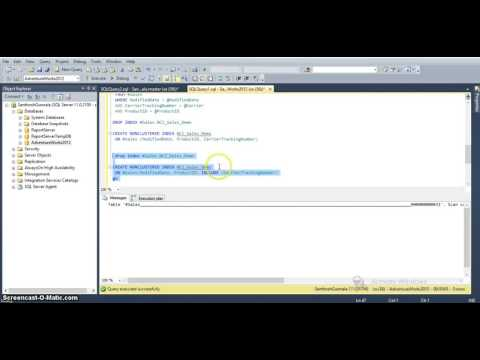 SQL Server Covered Index Part2