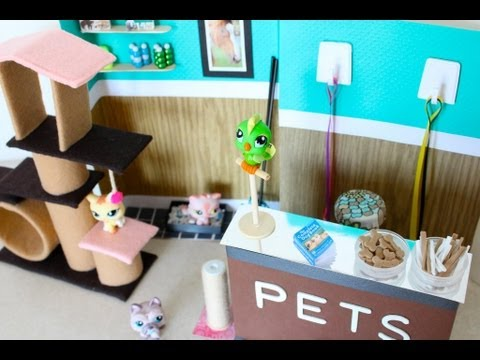How to Make Pet Stuff for Your Doll 2