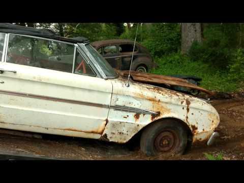 Saving the 1963 Ford Falcon