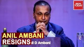 Anil Ambani Resigns As Reliance Communication Director, RCOM Posted Loss Over 30,000 Cr