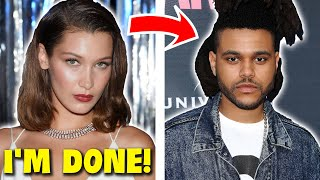 Kylie Jenner is The Boss From Hell...Bella Hadid Really Broke The Weeknd's Heart  #TMZ