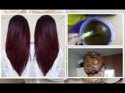 Henna Hair Dye  Hair Dye at Home Tamil   நரை முடிக்கு வீட்டில் உண்டு நிரந்தர தீர்வு