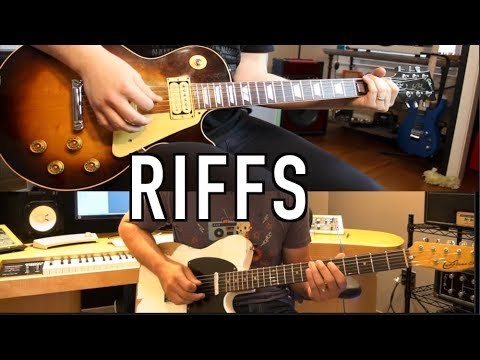 The Secret To Writing Rock Riffs ft. Michael Nielsen