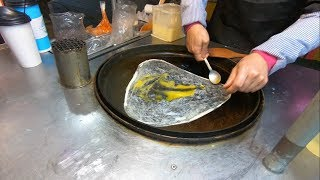 Download [South Korea:Busan] Street Food Bulgogi Roti Video