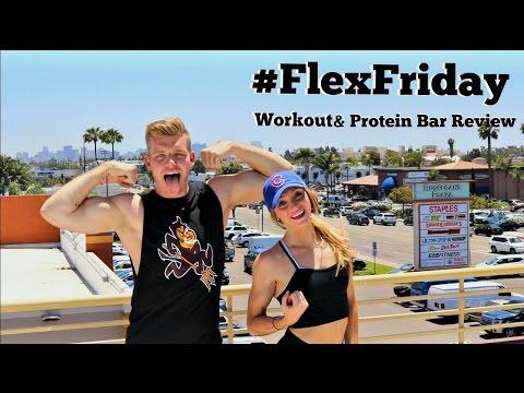 Shoulders&Arms Workout|Source Bar Taste Test| Bikini Booty Ep.17