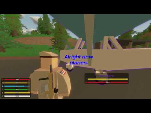 Unturned Plane and Helicopter Guide