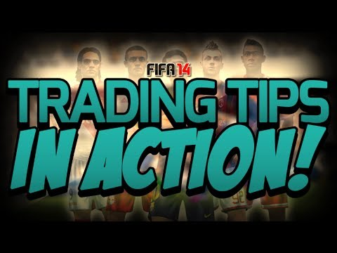 Fifa 14 Next-Gen | Trading Tips In Action | The Chemistry Style Inform Method
