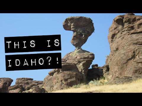 Flying Cameras, Sandboarding & More in Southern Idaho! – SUV Camping/Vandwelling Adventures