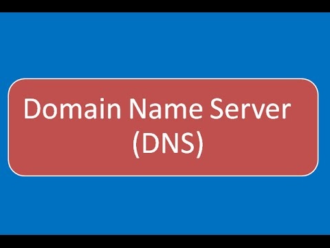 Domain Name Server (DNS) | Name Server | DNS | how dns works