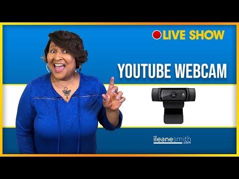 🔴 Live Stream to YouTube Webcam 🔴