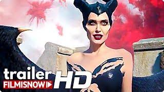 MALEFICENT 2: MISTRESS OF EVIL Teaser Trailer (Disney 2019) | Angelina Jolie live-action Movie