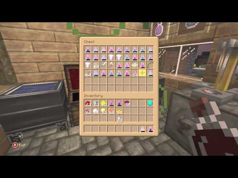 Minecraft Xbox 360: How to make all potions