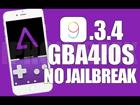 How to get GBA4IOS iOS 9.3.4 - 9.3.2 No JAILBREAK iPhone iPad iPod Touch