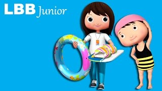 Learning To Swim | Original Songs | By LBB Junior