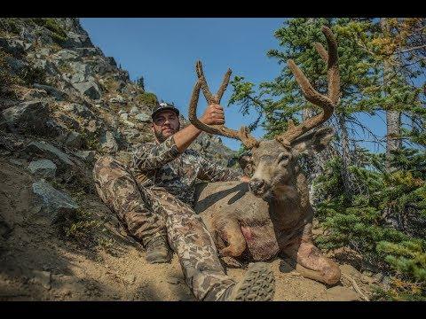 Part 2 Washington Backcountry Hunt - Archery Deer