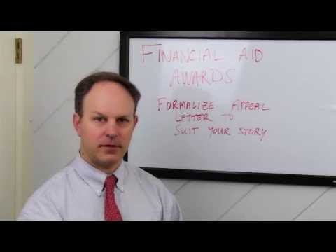 How To Appeal Your Financial Aid Award
