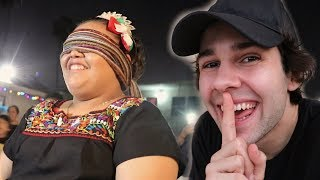 SURPRISING GIRL FOR HER BIRTHDAY!! (BLINDFOLD)