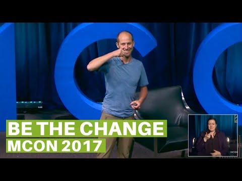 Rob Greenfield at MCON 2017
