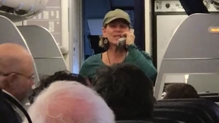 United Pilot KICKED OFF Flight After TRUMP Rant  | What