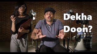 """Dekha Doon?"" -By Danish Ali"