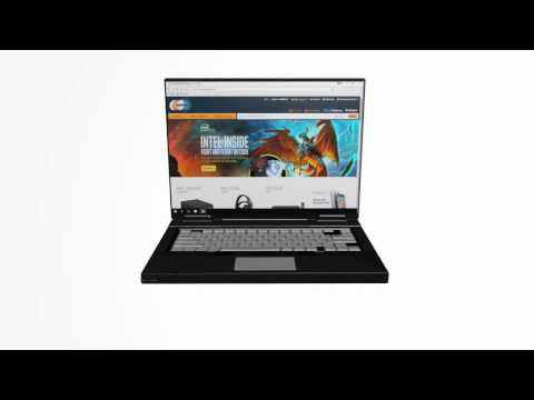 Newegg Introduces Project MEgga, The World's First 9 Screen Laptop