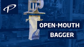 Open-mouth Bagger With Bottom-up Filler (bfw-7000)