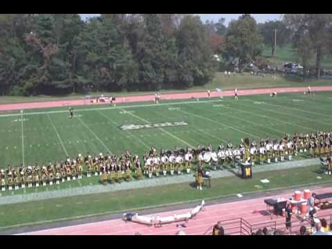 College of Wooster Scot Marching Band - Exit Scotland