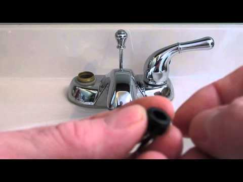 How to Repair a Washerless Faucet. Plumbing Tips!
