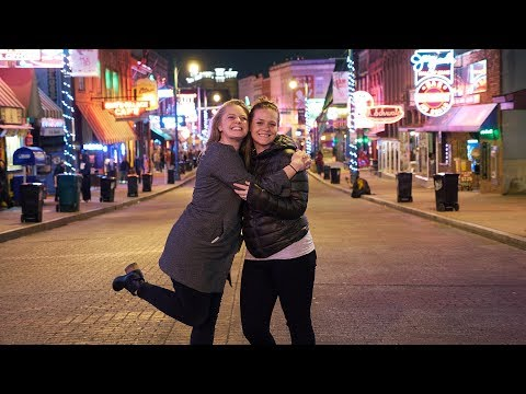 24HRS of MOJO in MEMPHIS TENNESSEE! - USA Road Trip!