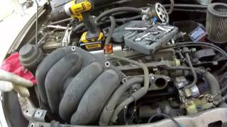 Check Engine and P2004 Code, Intake Manifold Runner Control