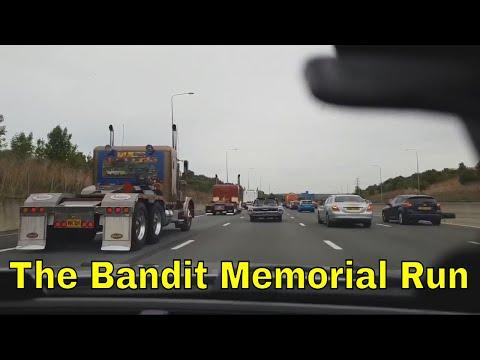 Burt Reynolds - The M25 Bandit Memorial Run Part 2